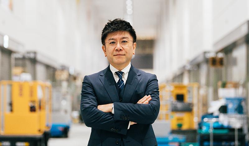 株式会社 定松 代表取締役 牧 泰利