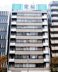 築地 定松本社ビル